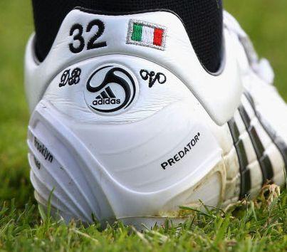 adidas powerswerve db rivedere gli scarpini da calcio.