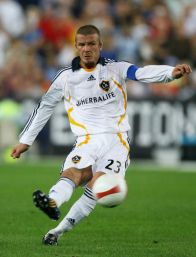 becks at galaxy