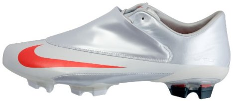 Nike Mercurial Vapor V Platinum Red