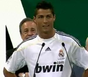 Ronaldo at Madrid