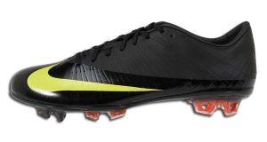 Nike Mercurial Vapor SuperFly FG Black