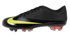 Nike Mercurial Vapor SuperFly FG Black